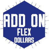 Add on Flex Dollars